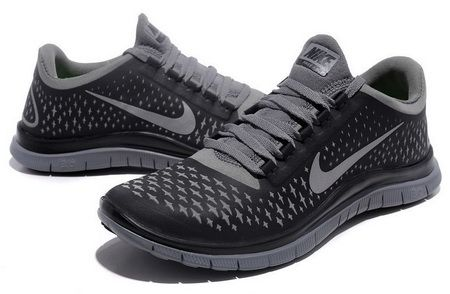 destacar Caña buque de vapor  2012 Nike Free 3.0 V4 Black Grey For Sale #Grey #Womens #Sneakers ...