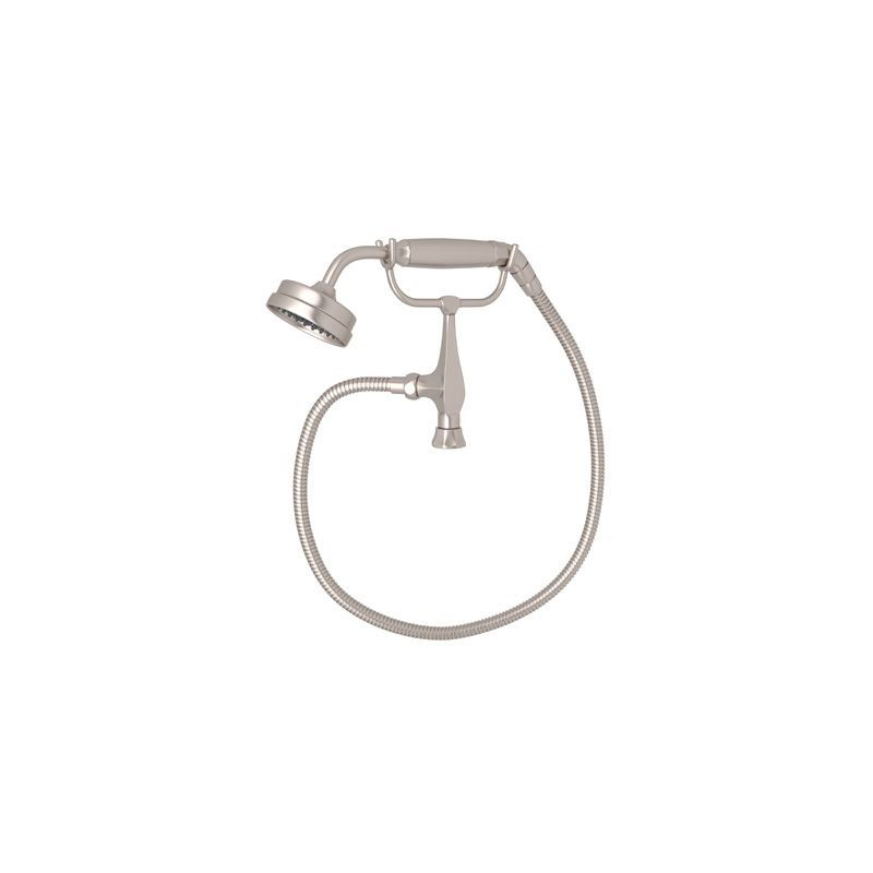 Rohl U.5180 Perrin and Rowe Single Function Hand Shower with Hose