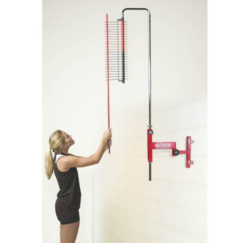 Other Volleyball 2919: Tandem Wall Mounted Vertical Challenger Jump Tester -> BUY IT NOW ONLY: $329.99 on eBay!