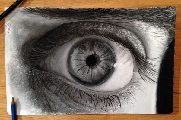65 Examples of Pencil Drawing