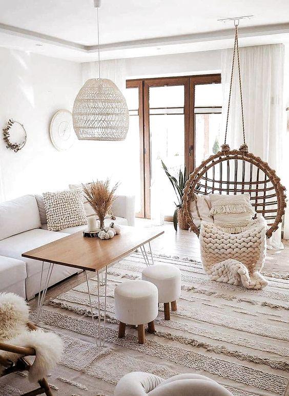 Photo of BOHO Living Room Ideas – Alexandra Mae