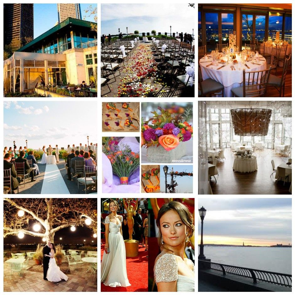 Spicy Margarita Mood Board Battery Gardens Wedding Wedding