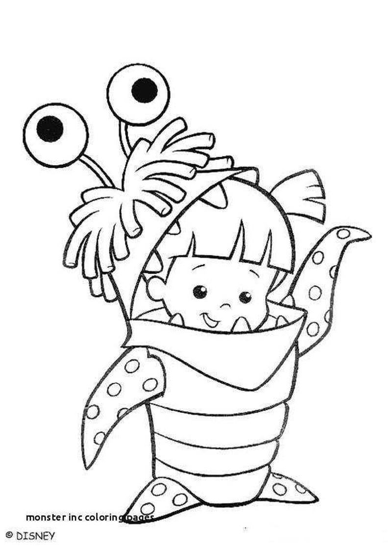 Monster Inc Coloring Pages Pdf Monster Coloring Pages Disney Coloring Pages Cartoon Coloring Pages