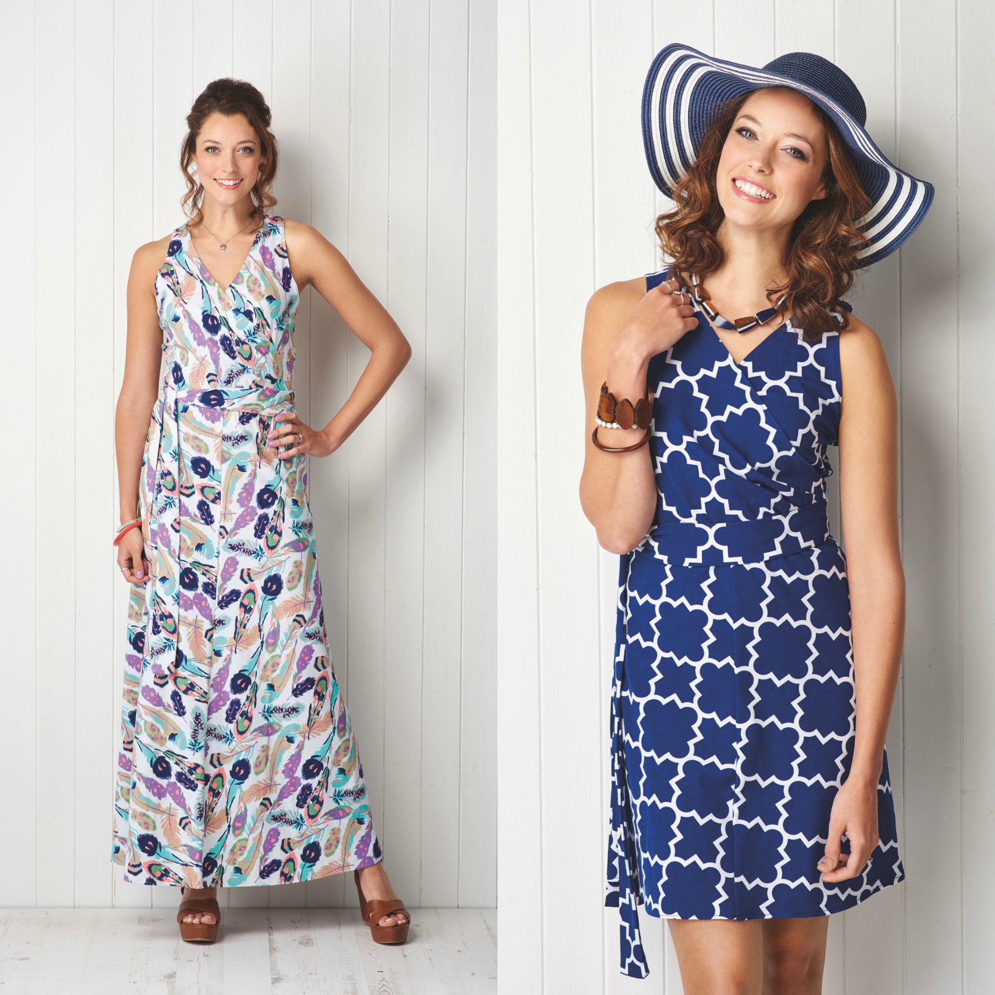 Summer sewing goals: The Lily Dress sewing pattern. Free with ...