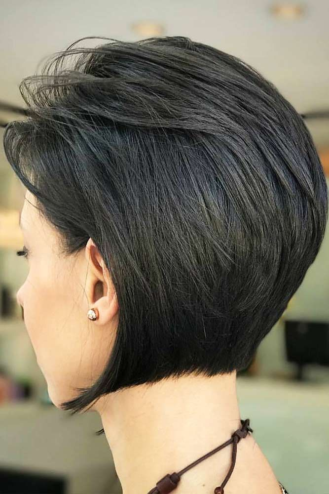 Choose The Right Short Bob Haircuts To Add Some Ca