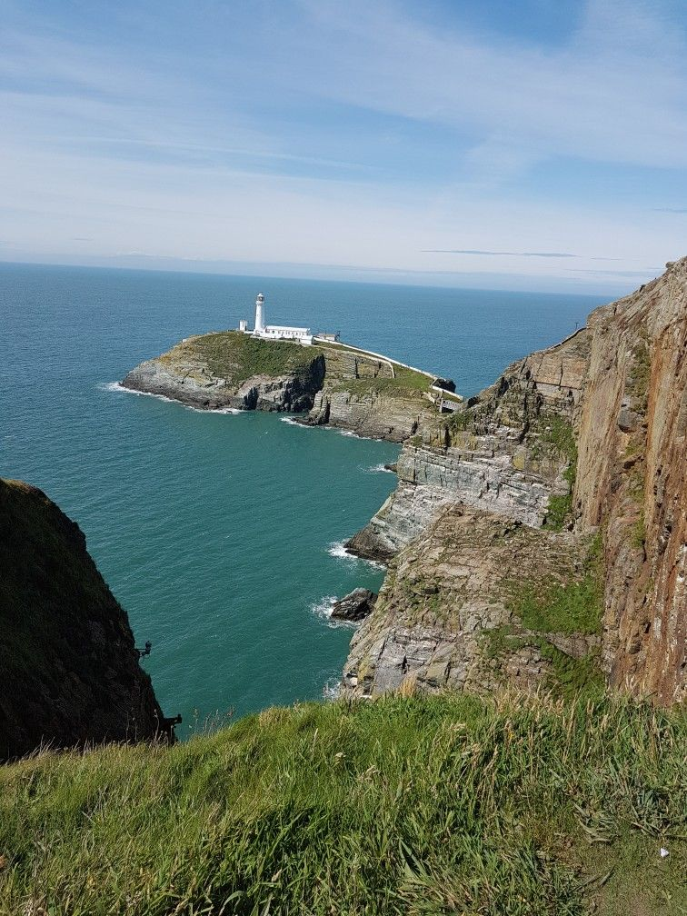 South Stack Lighthouse Holyhead Anglesey