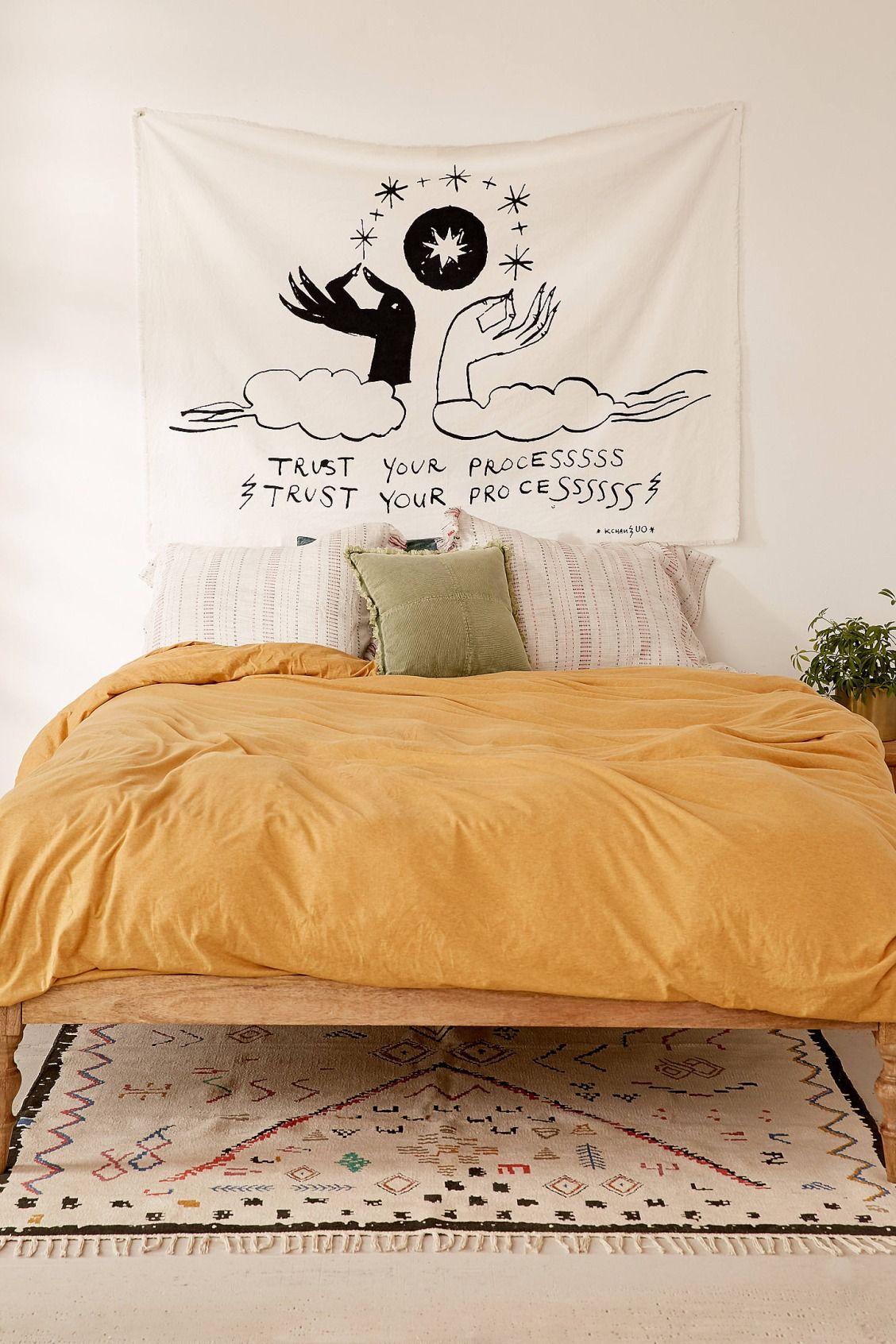 Dorm Room Ideas For Girls Yellow