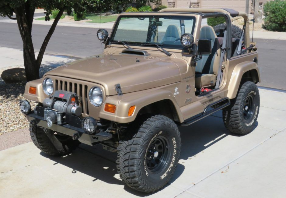 1997 2006 Wrangler Tj In 2020 With Images Jeep Wrangler Jeep Wrangler Soft Top