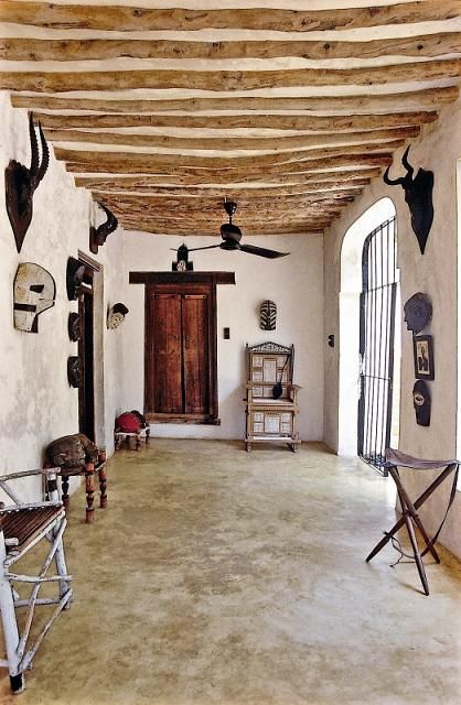 African style in interior design  charming house kenya files also rh pinterest
