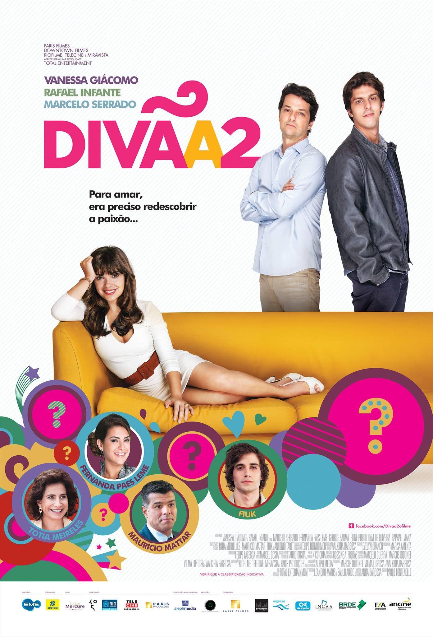 Diva A 2 Estreia Em 16 De Abril Trailer Http Youtu Be