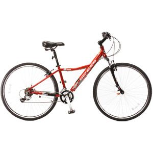 26 Genesis Hi Spark Women S Hybrid City Bike With Images City