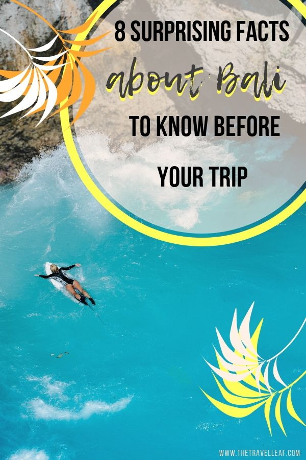 Are you traveling to Bali Indonesia soon? There are a few things to know before you go to make your Bali experience as awesome as possible. Check it out right here! #Bali #Indonesia #travel