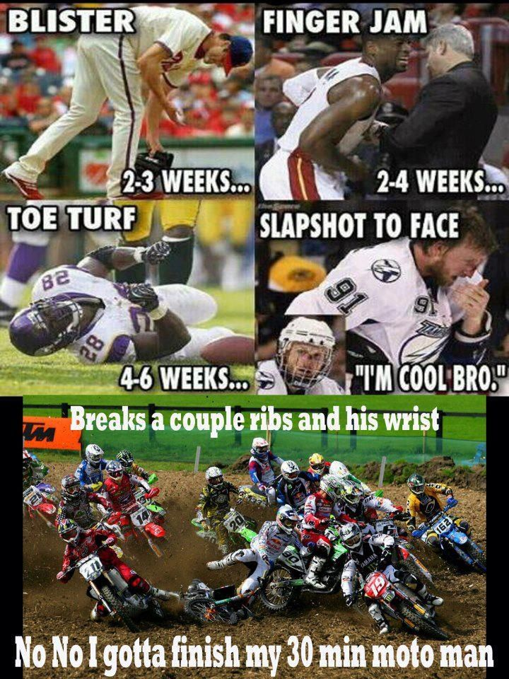 Baseball Basketball Football Hockey Motocross So True Dirt