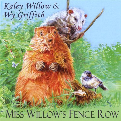 Miss Willow's Fence Row, 2008 Parents' Choice Award Approved Award - Audio #Music