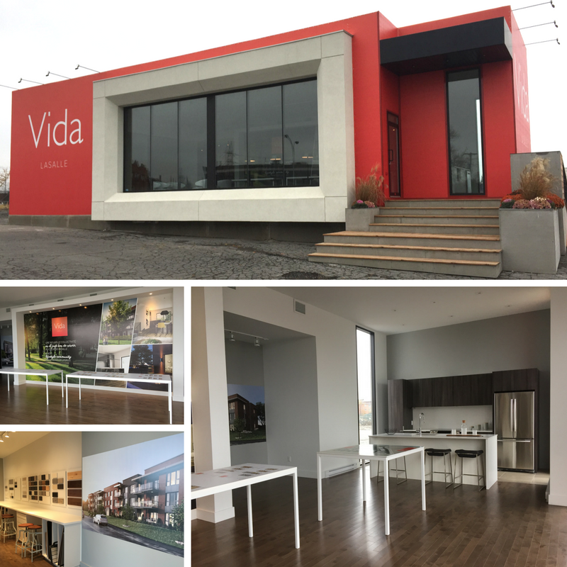 Come Discover Our Vida Lasalle Sales Office Visit Us On The