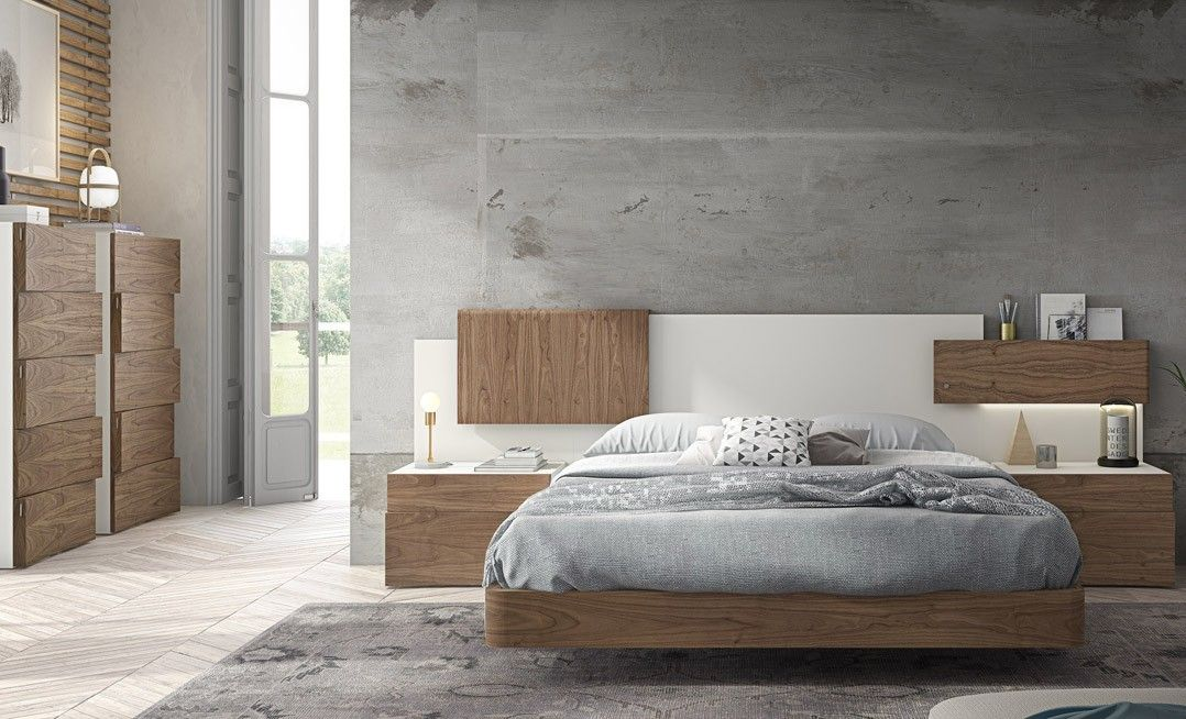 Dormitorio Nexo 7 Camas Pinterest Dormitorio, Camas y Recamara - recamaras de madera modernas