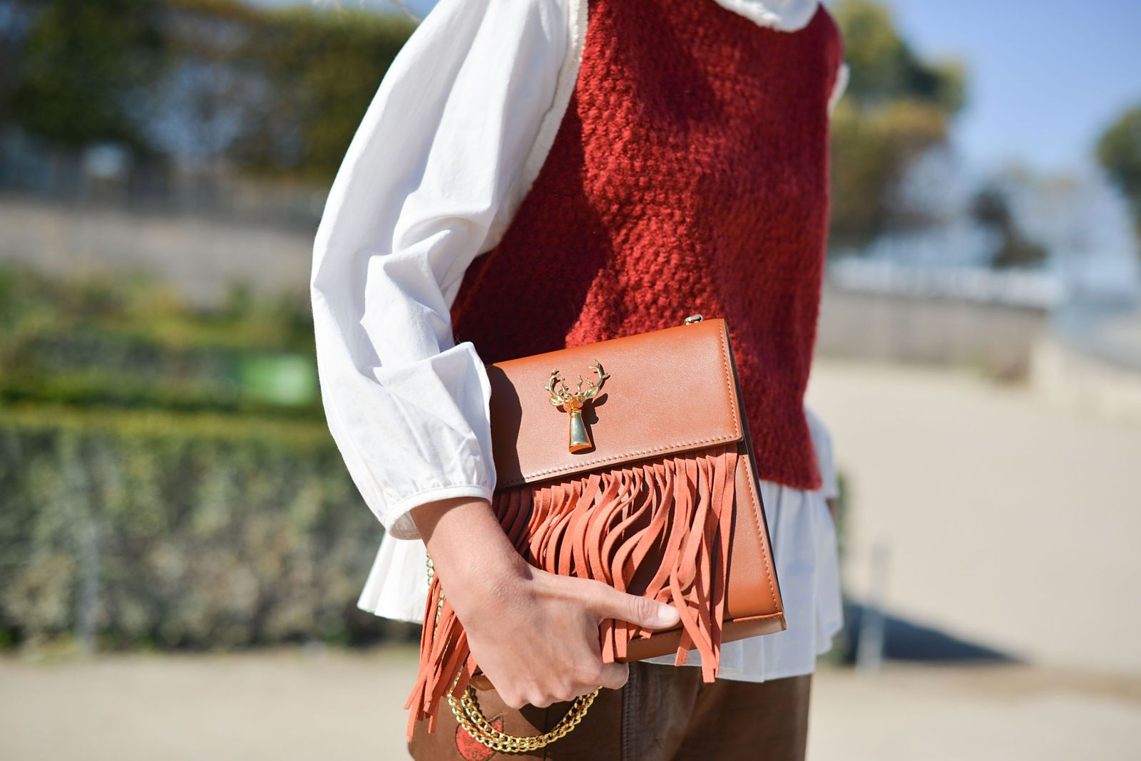 5 Non-Basic Outfits for Basic Fall Activities  - ELLE.com