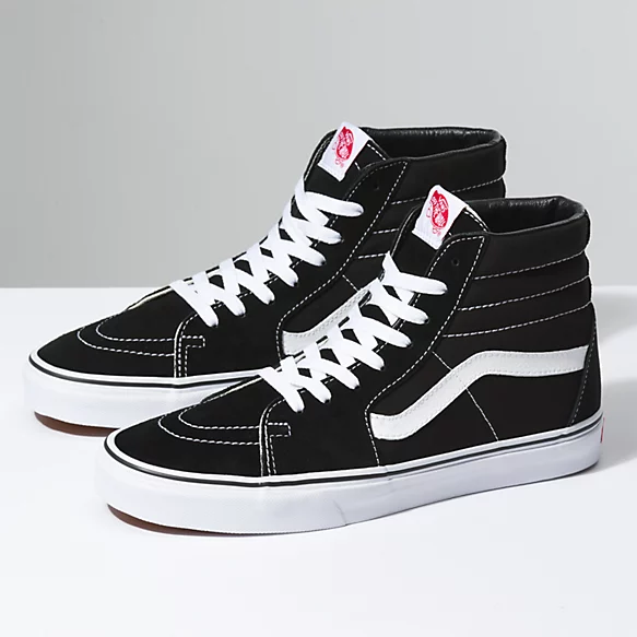 Sk8 Hi Slim | Shop Shoes | High top vans, Pink vans
