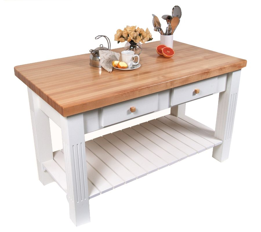 Kitchen Island 36 Wide john boos grazzi butcher block kitchen island is 60 in. long and