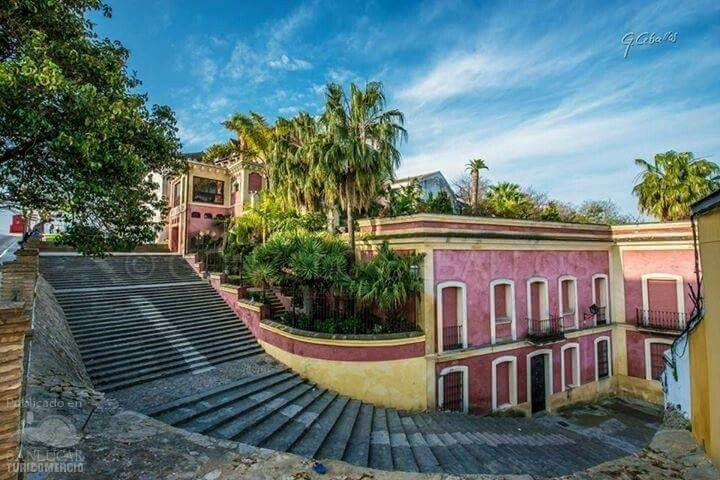 La Casa Rosa Carril De Los ángeles Sanlúcar De Barrameda Cádiz Cádiz Casa Rosita Carreras De Caballos