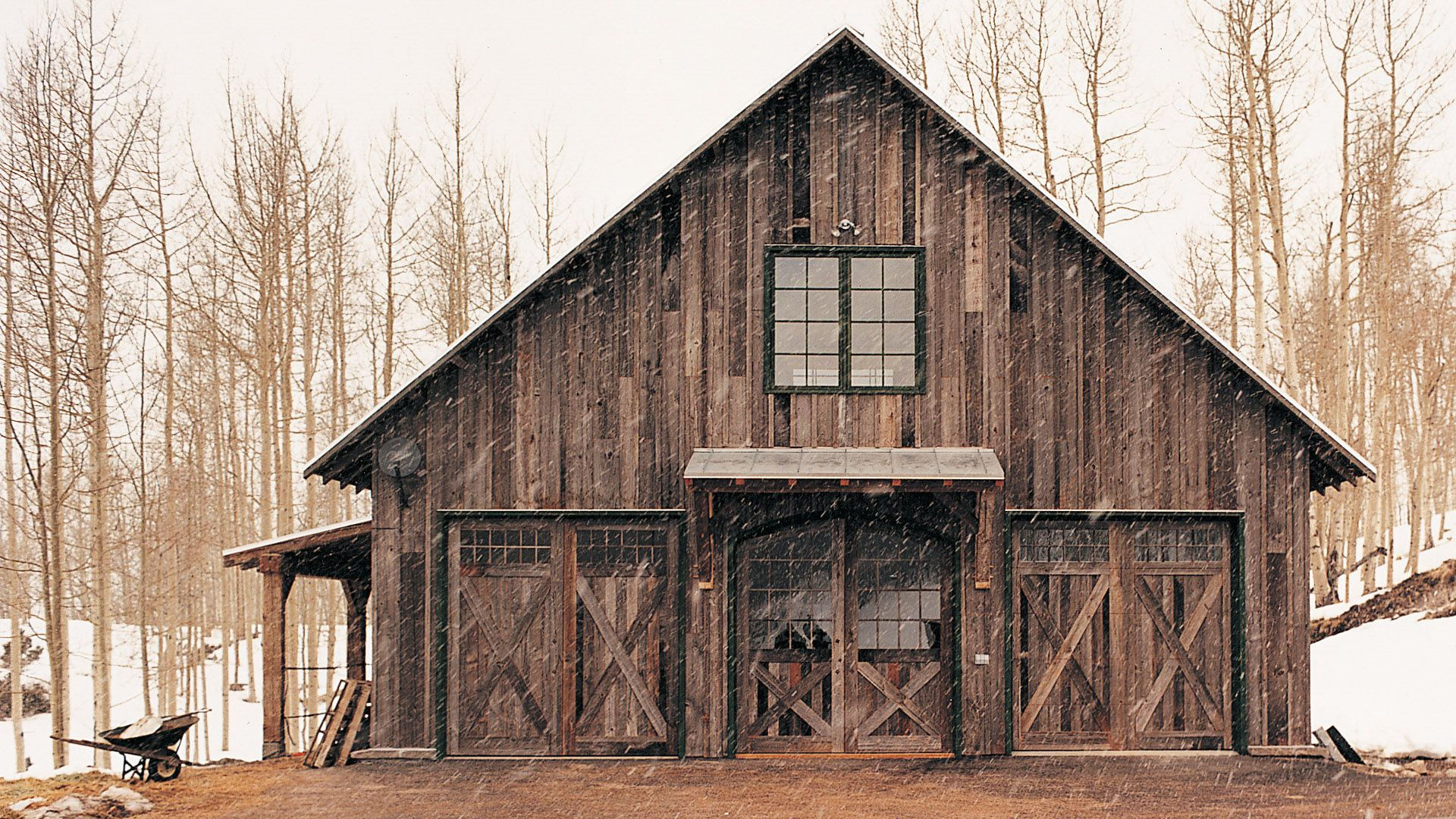 Telluride Barn I Absolutely Love This Barn I Want It On Some Big Property Agricultural Buildings American Barn Barn Plans