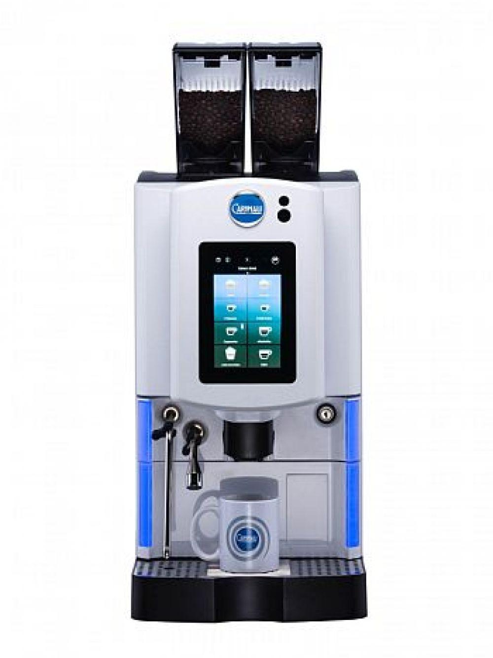 Carimali optima soft plus automatic coffee machine