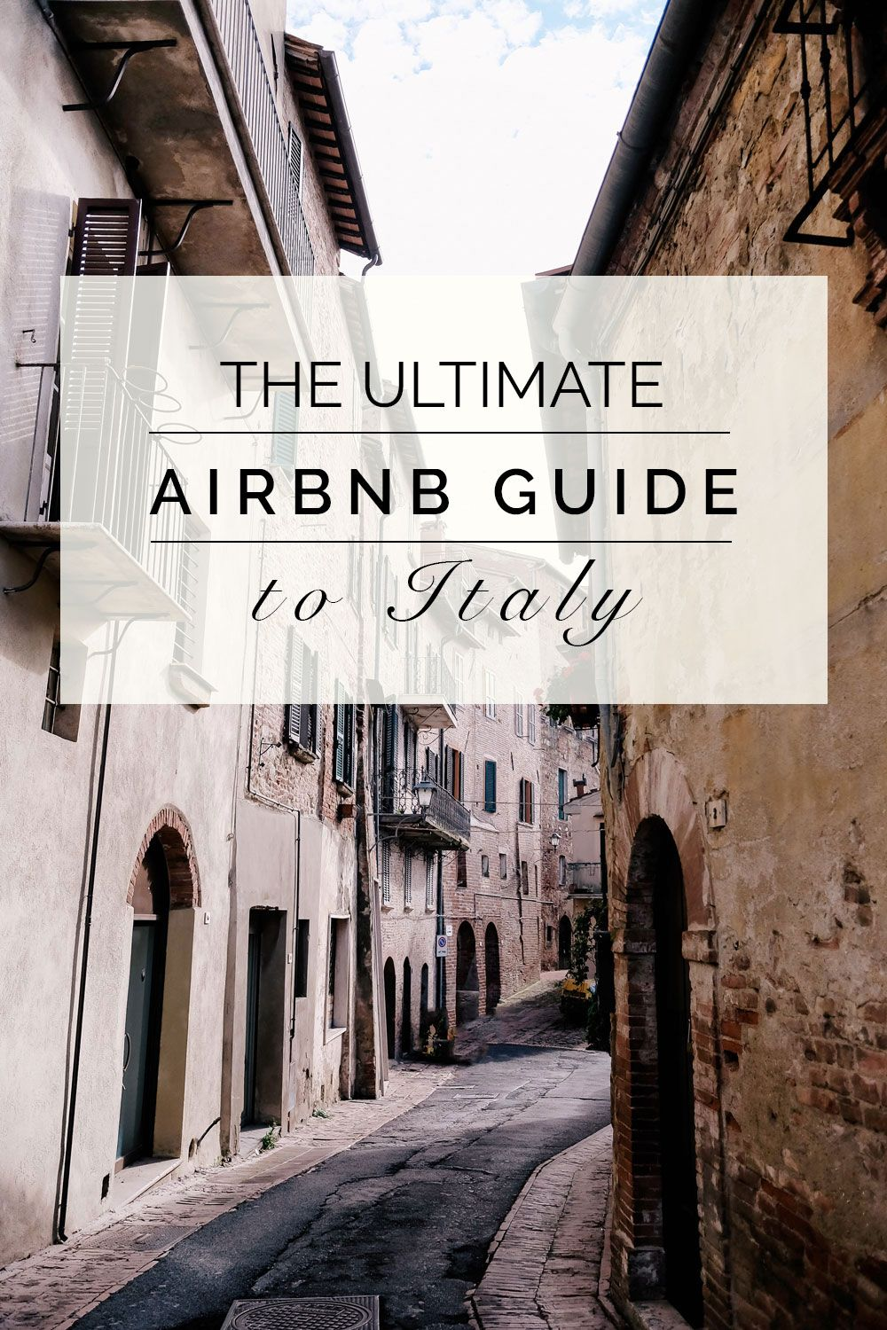 Photo of The Ultimate Airbnb Guide to Italy