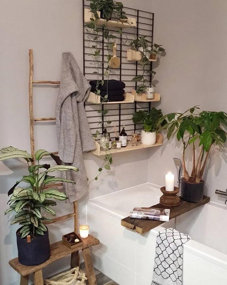 Photo of 41 quick & simple bathroom makeover ideas 6 #bathroom #bathroommakeover #bathroo…