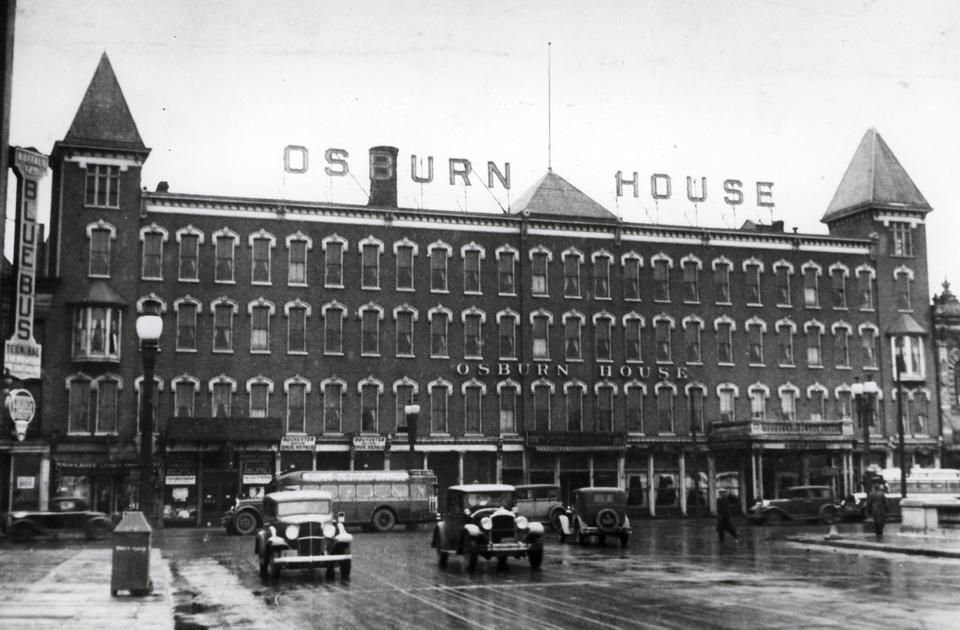 Osburn House Hotel With Images Historic Hotels Osburn Real