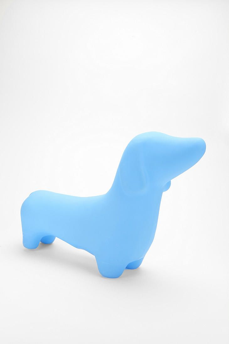 Daschund Lamp From UO   79. Funny.