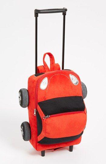 Popatu 'Red Car' Rolling Backpack (Toddler Boys) | Nordstrom | For ...