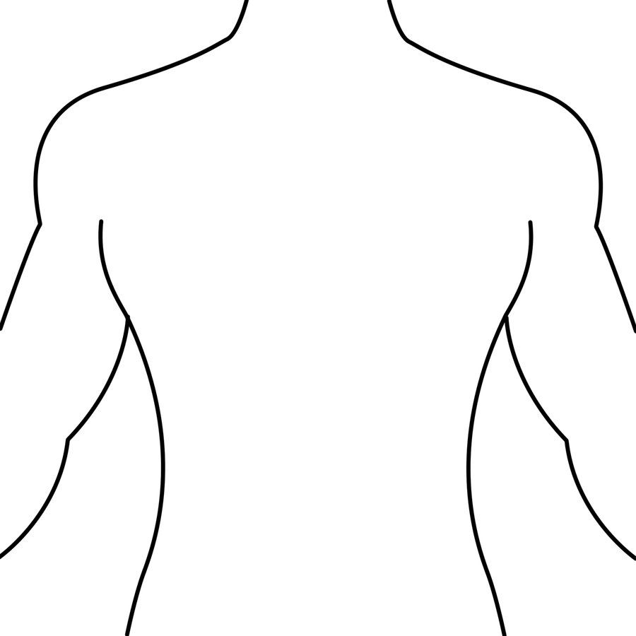 Back piece tattoo template by ookaaphotography on deviantART – Tattoo Template