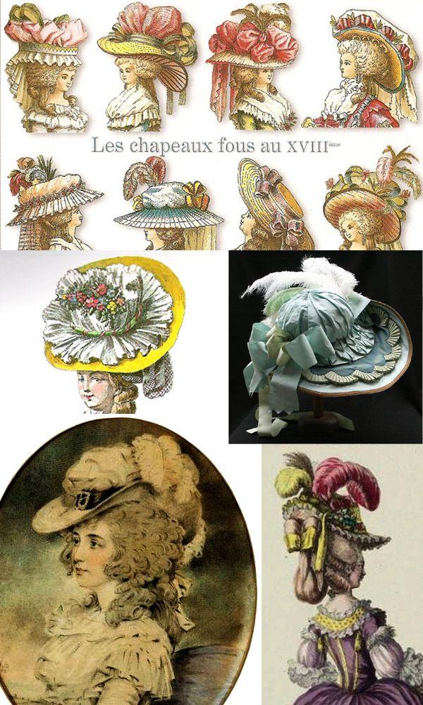 Venefice Tutoriel Créer un chapeau dans le style 18ème