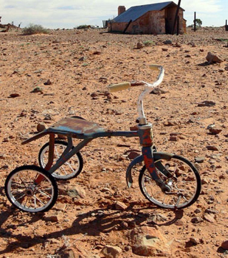 Farina: Ruined Ghost Town - South Australia