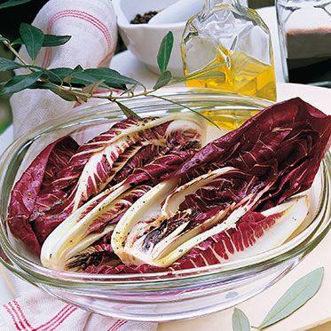 Gegrillter Radicchio Rezept | Küchengötter