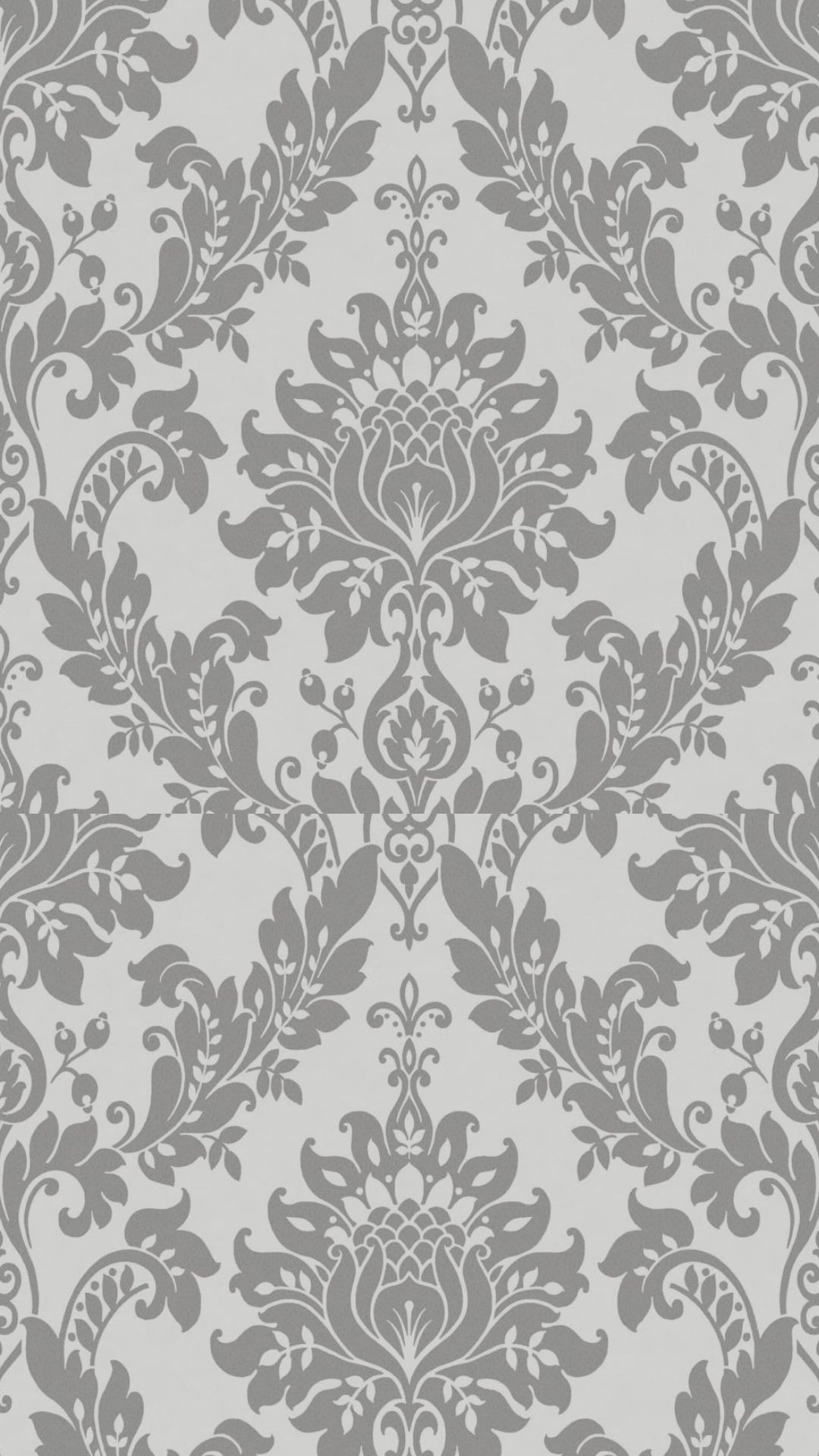 Designer Interiors Clara Damask Wallpaper Dark Grey Damask Wallpaper Vintage Floral Wallpapers Floral Wallpaper