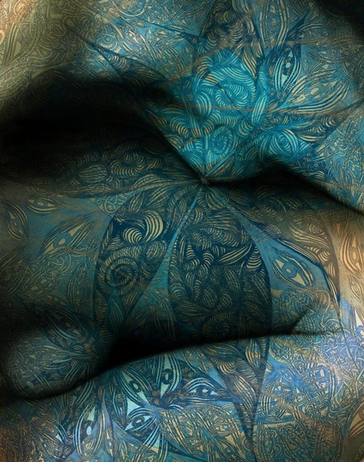 Yasmina Alaoui & Marco Guerra | 1001 Dreams | Pinterest | Oscuridad ...