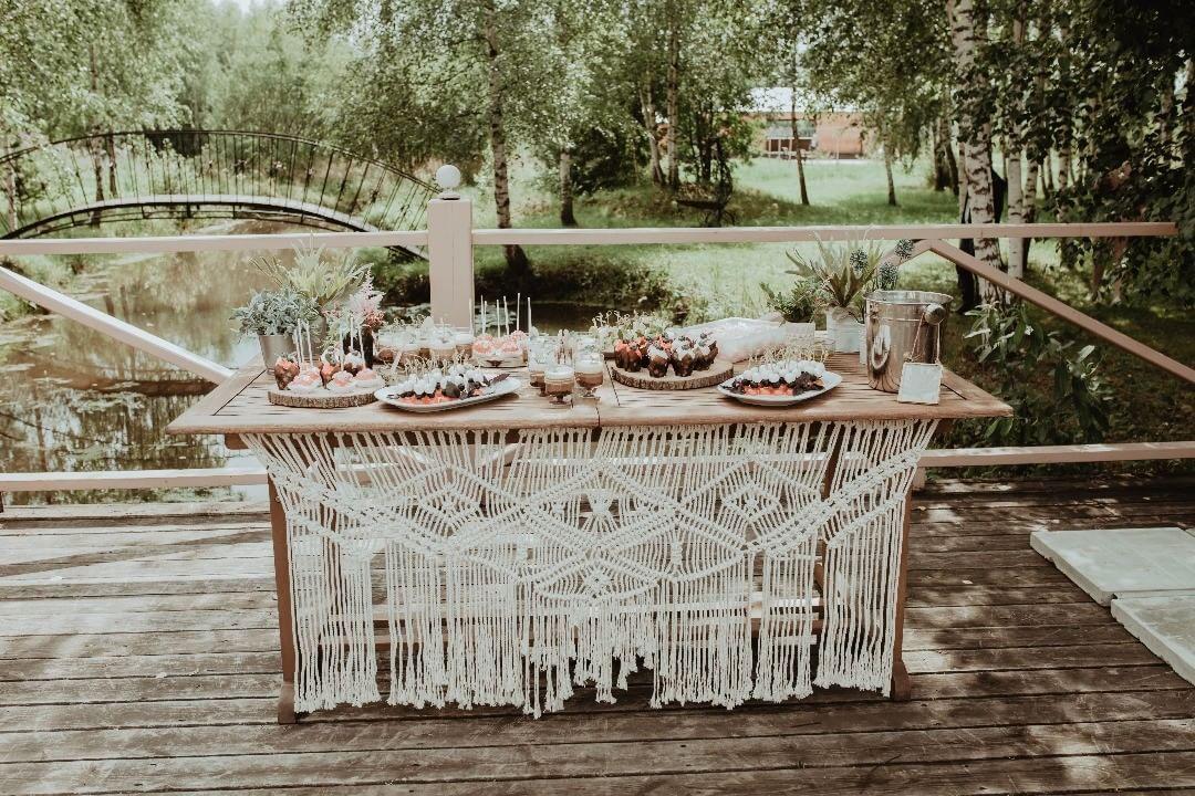Свадьба в стиле бохо. Организатор @tamilla_sobko Фото ...