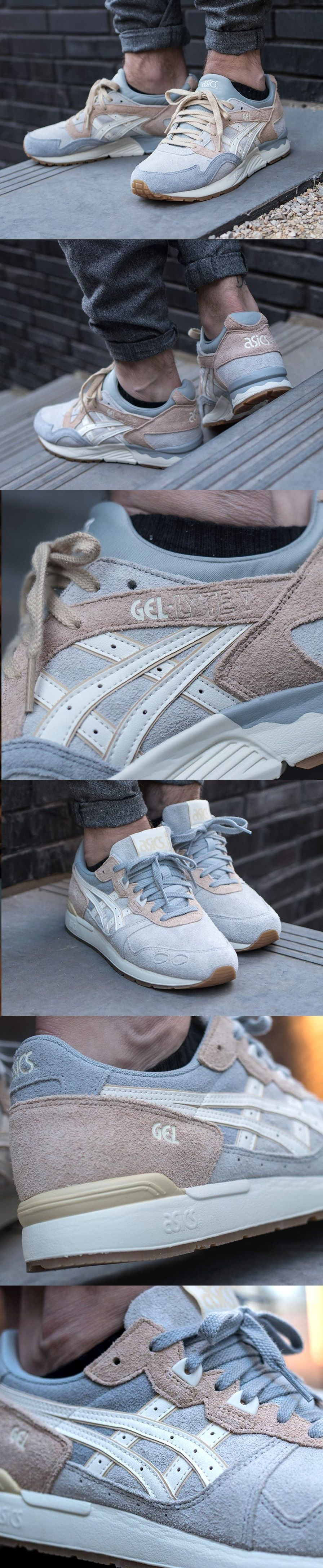 new products 35e63 c713a Le pack  Asics  Gel  Lyte  Glacier  Grey  Cream