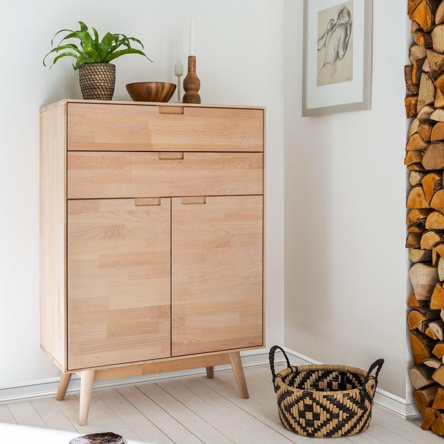 Highboard Finsby Kaufen Home24 Highboard Kleiderschrank Buche Mexico Möbel