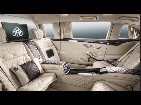 2018 Mercedes Maybach S600 Pullman  interior   design   exterior ...