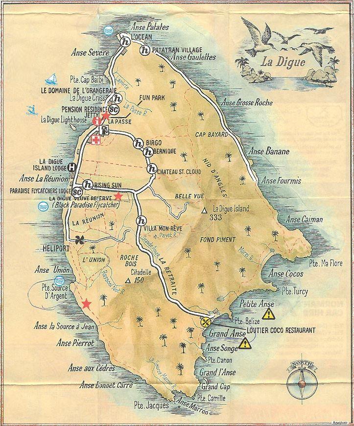 Uber Das Leben Auf Einer Kleinen Insel Kleine Insel Seychellen