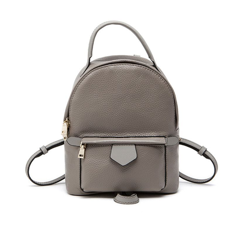 Mini Backpack Black 2017 New Style Women Bag Leather Retro Back Pack Designer Summer Ladies Shoulder Bag For Girls Vento Marea