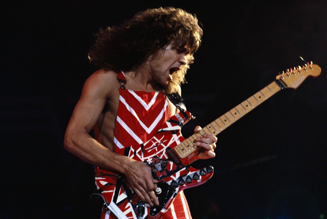 Eddie Van Halen Wallpaper Hd Van Halen Eddie Van Halen Eighties Style