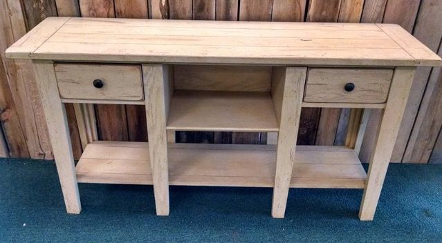 Attic Heirlooms Rectangular Sofa Table With 2 Drawers And 2 Shelves By Broyhill Furniture At Ahfa Broyhill Furniture Sofa Table Decor Furniture