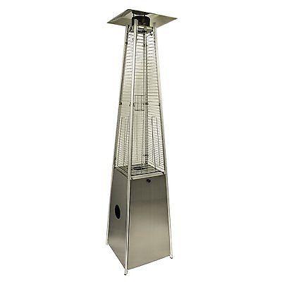 Space Heaters 20613: Az Patio Heaters Hlds01 Gtss Square Quartz Glass Tube Patio  Heater