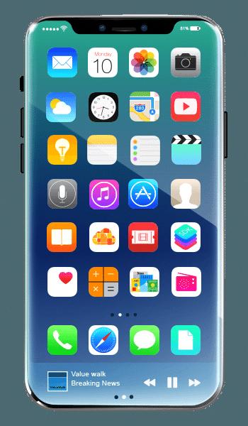 iPhone8Plus Produits apple, Fond d'écran iphone apple