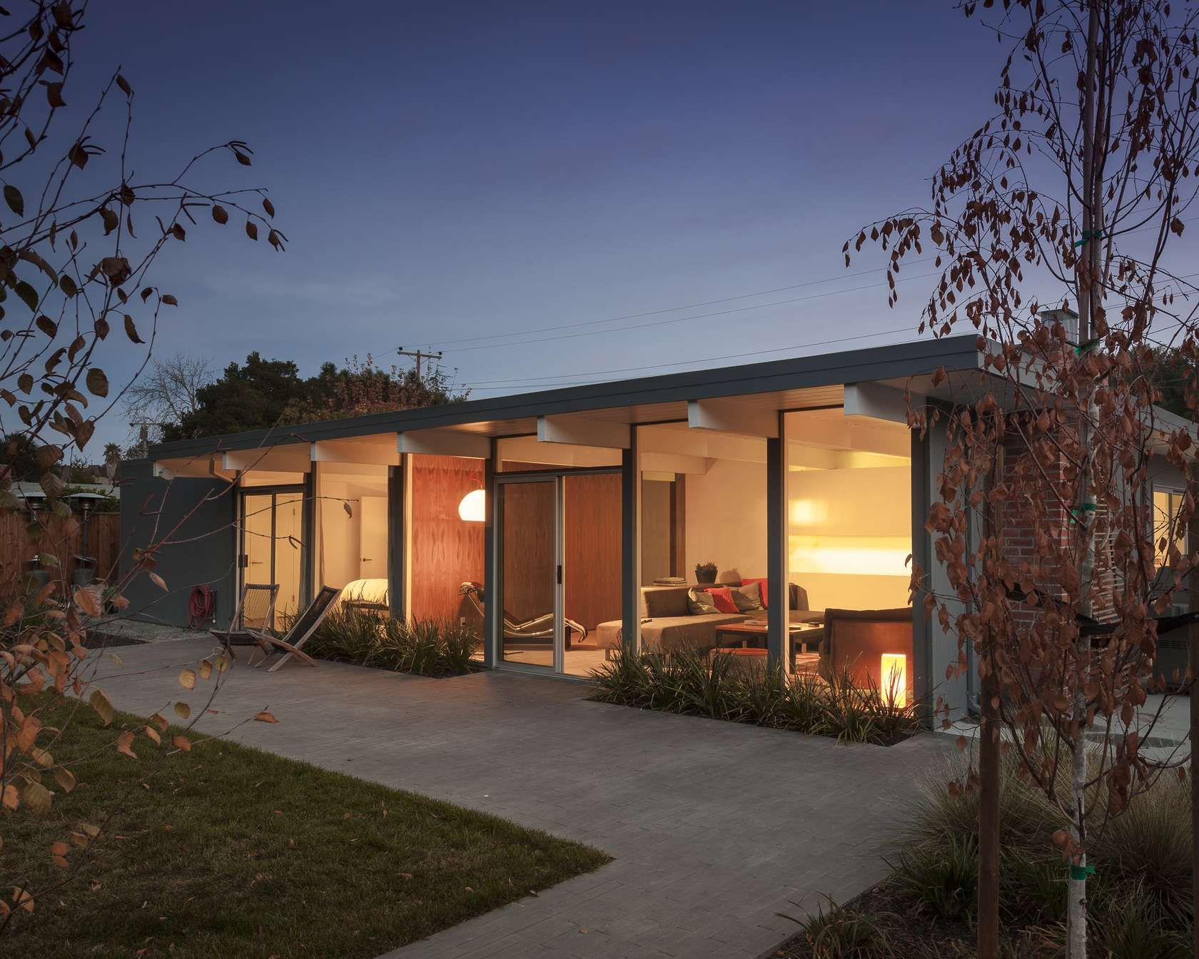 A Midcentury Renovation That Would Make Joseph Eichler Proud
