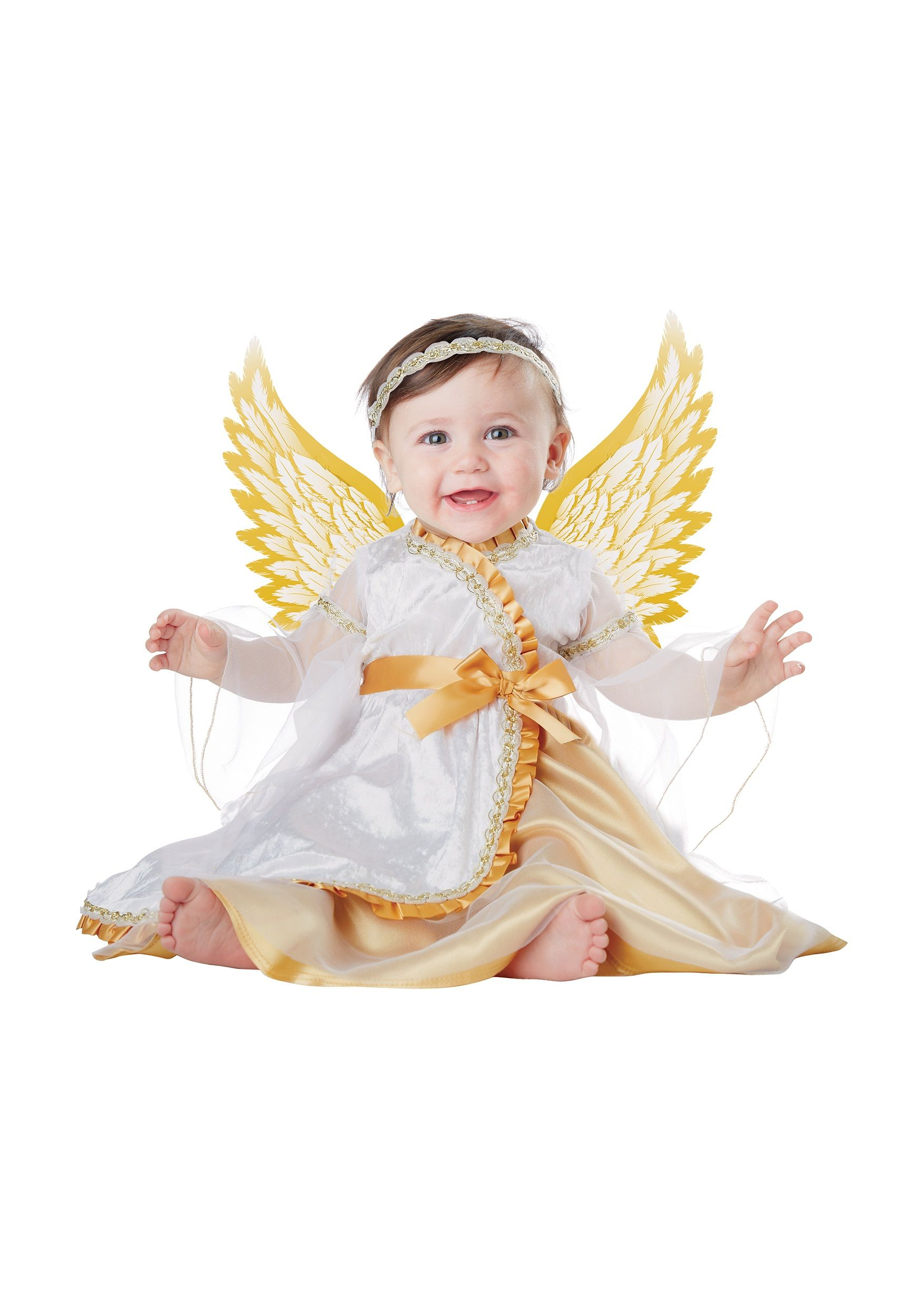 Brand New My Angel Baby Pageant Dress Toddler Costume