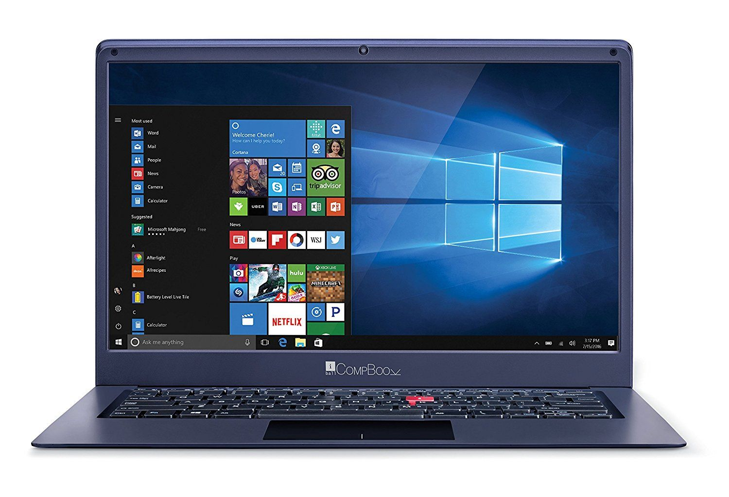 Buy iBall CompBook Exemplaire+ 14inch Laptop (Atom x5